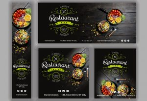 I will design restaurant menu, menu flyer or menu board in 24 hours